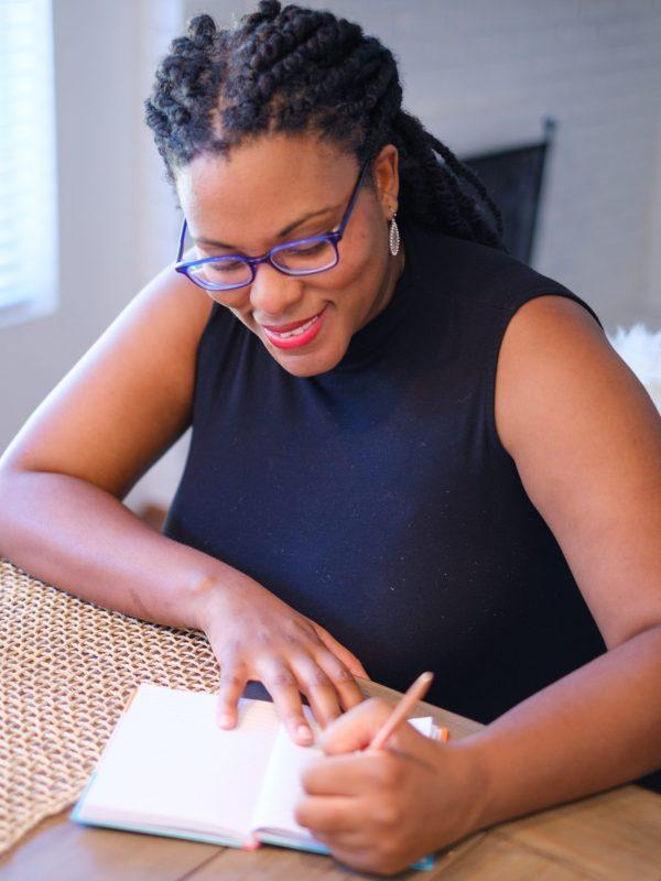 Maya Gaddie Writing Y